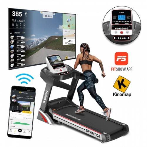 Bucura-te de ceea ce poate sa ofere cea mai buna banda de alergat 130 kg, simplu si rapid!